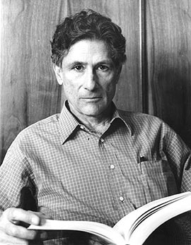 "Edward Said, author of ""Orientalism"""